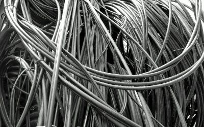 Le monde du câble.