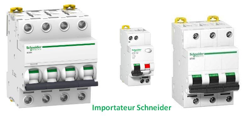 importateur Schneider - TSA Elec